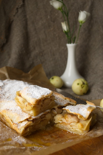 яблочный пирог 015