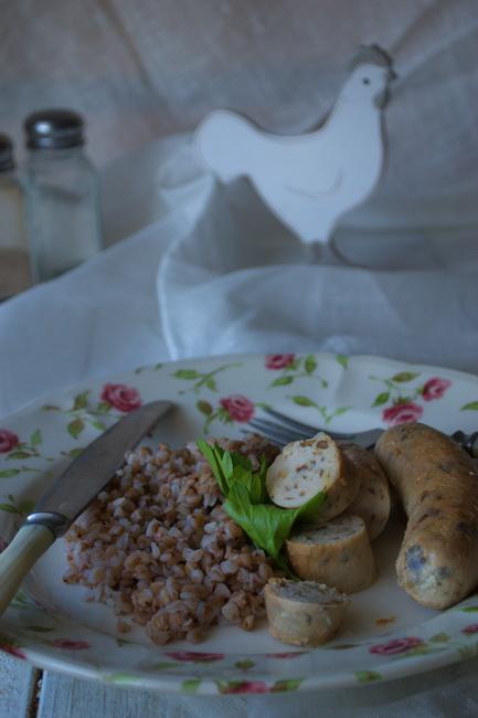 колбаски куриные с грибами3