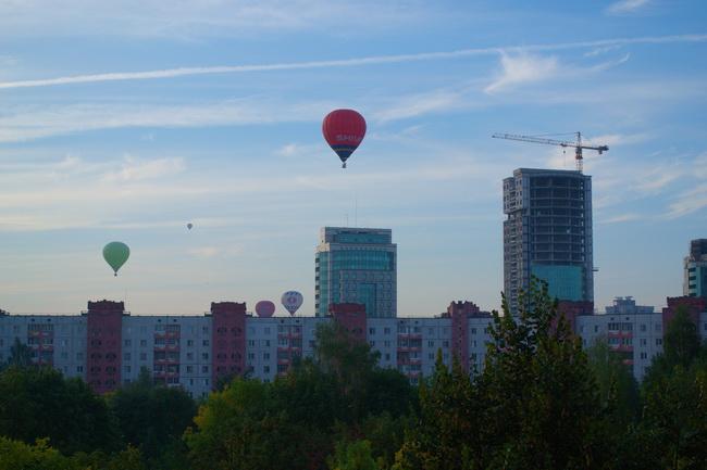 воздушные шары 013