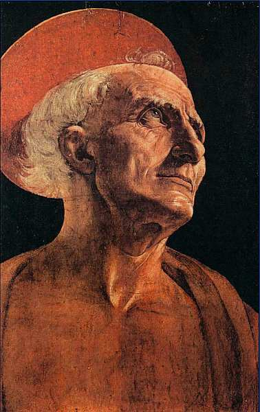 5-Андреа дель Верроккьо. Святой Иероним. Около 1465.jpg