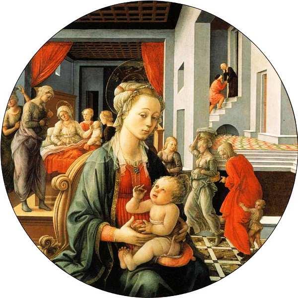 6-Андреа дель Верроккьо. Святой Иероним. Около 1465.jpg