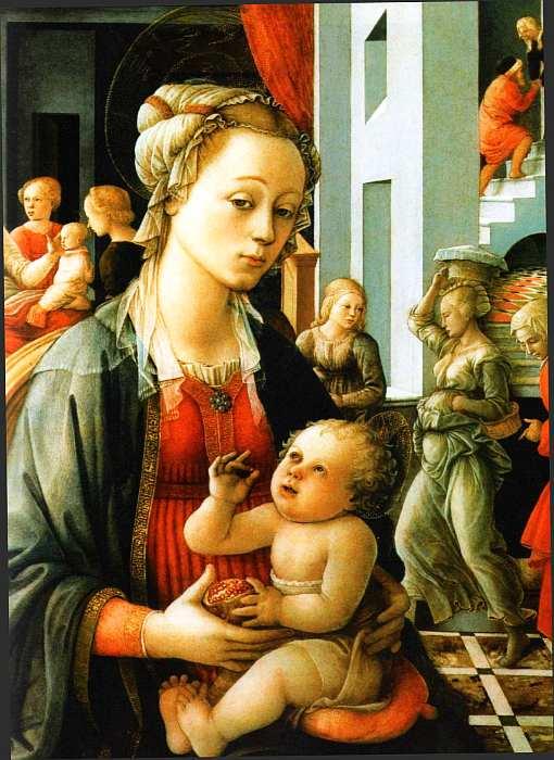 7-Андреа дель Верроккьо. Святой Иероним. Около 1465 (фрагмент).jpg
