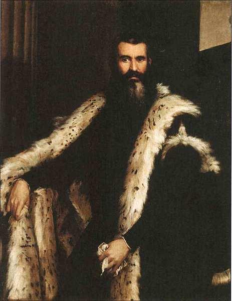 43-Паоло Веронезе (Паоло Кальяри) (1528–1588) Мужской портрет. Около 1550–1560.jpg