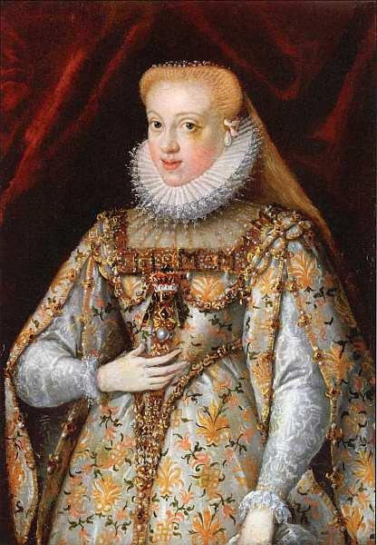 17-Оттавио Занволи (-1607) Мария-Кристина 1595.jpg
