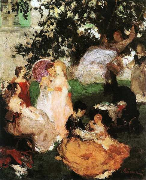 26-Пал Синьеи-Мерше (1845–1920) Качели 1869.jpg