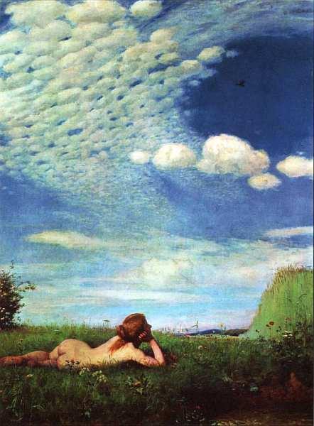 40-Пал Синьеи-Мерше (1845–1920) Жаворонок 1882.jpg