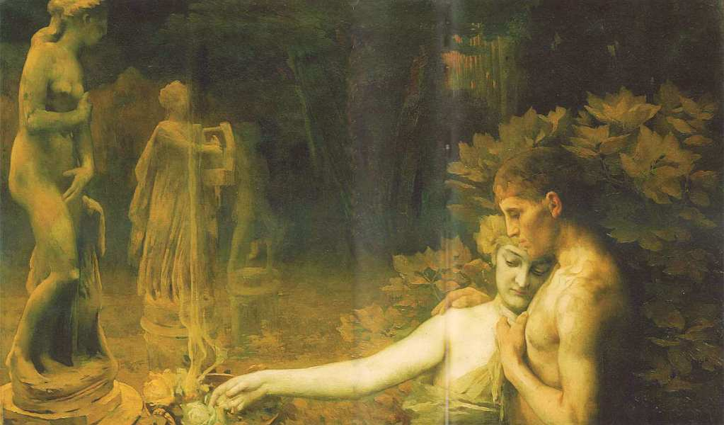 52-Янош Васари (1867–1939) Золотой век 1898.jpg