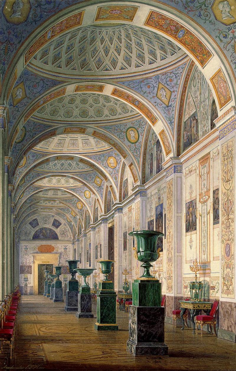 Эдуард Гау - залы Зимнего дворца 13.jpg
