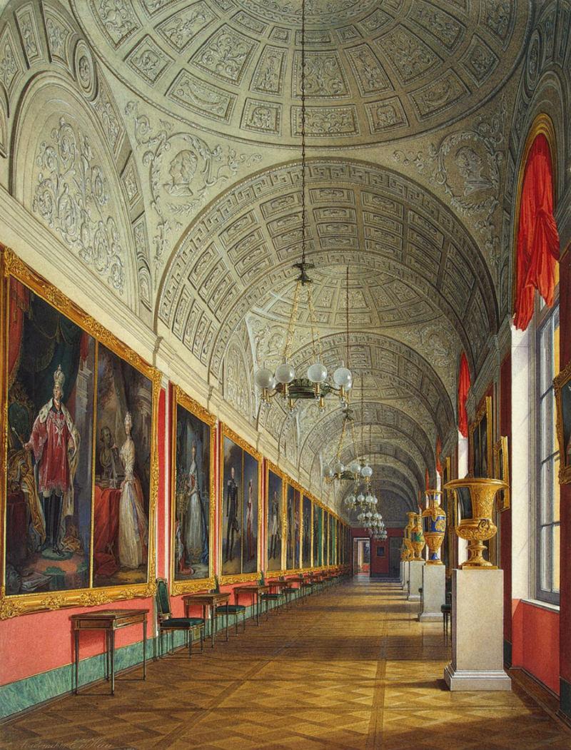 Эдуард Гау - залы Зимнего дворца 15.jpg