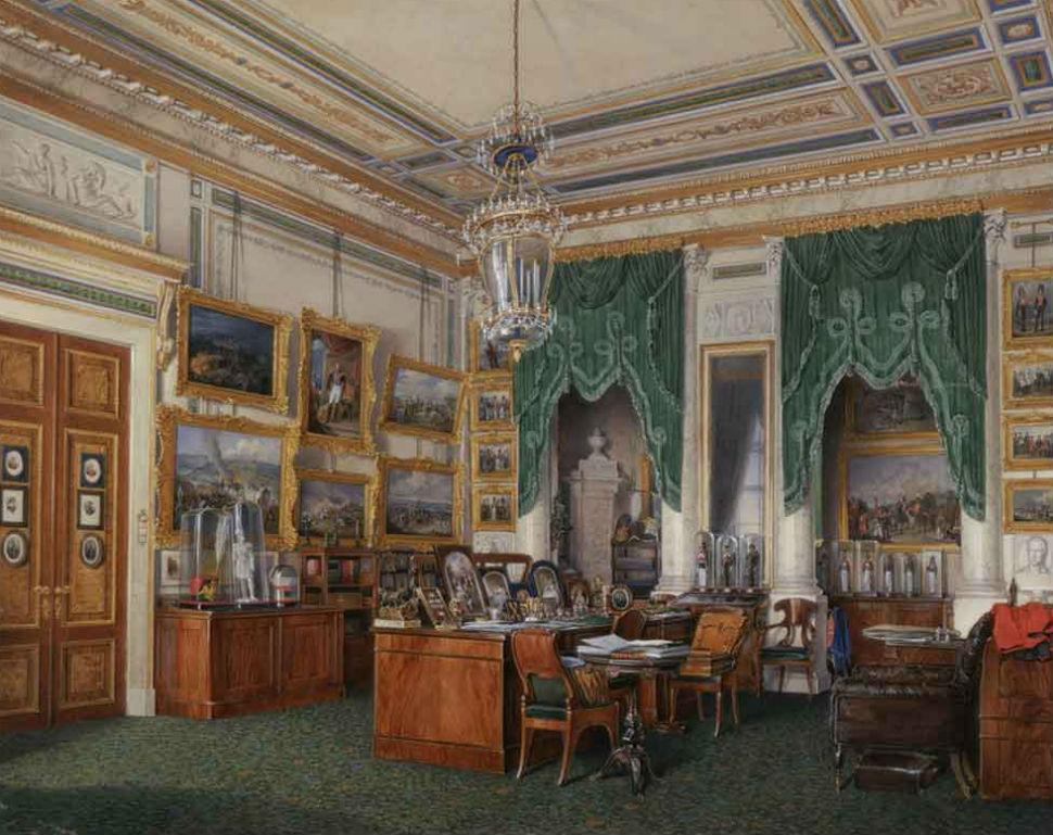 Эдуард Гау - Зимний дворец гостинная.jpg