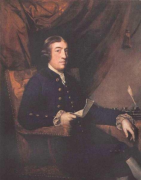 7-Джошуа Рейнолдс (1723–1792) Портрет Джеймса Бурдье 1765–1766.jpg
