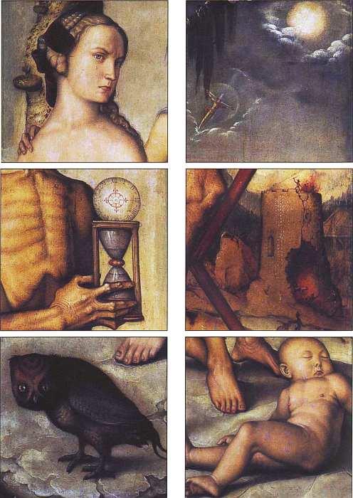 12-Ханс Бальдунг (Грин) (около 14841485-1545) Возрасты человека и Смерть 1541–1544 (фрагмент).jpg