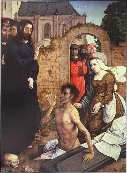 23-Хуан де Фландес (около 1460–1519) Воскрешение Лазаря 1514–1519.jpg