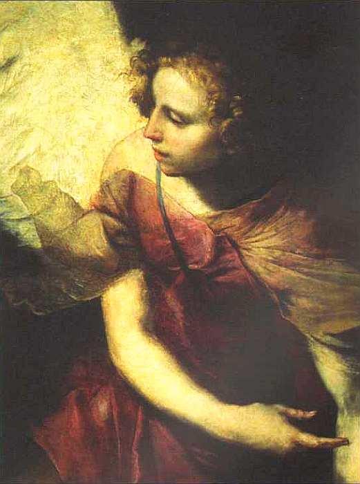 39-Хусепе де Рибера (1591–1652) Освобождение апостола Петра из темницы 1639 (фрагмент_.jpg