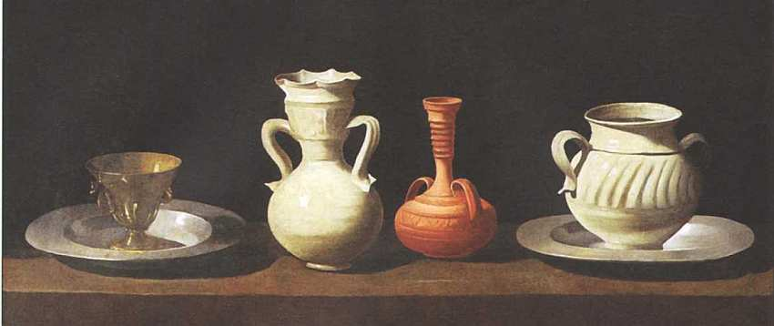 42-Франсиско де Сурбаран (1598–1664) Натюрморт Около 1650.jpg
