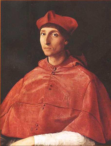 56-Рафаэль Санти. Портрет кардинала. 1510–1511.jpg