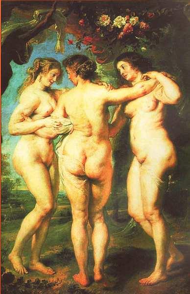 81-Петер Пауль Рубенс. Три Грации. 1630–1635.jpg