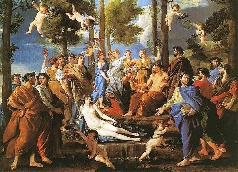 88-Никола Пуссен (1594-1 665) Парнас 1630–1631.jpg