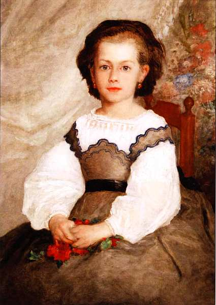 1-Пьер Огюст Ренуар (1841–1919) Портрет Ромен Ланко 1864.jpg