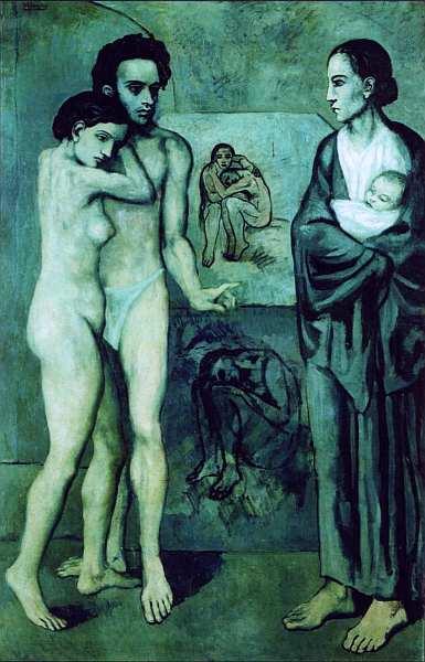 14-Пабло Пикассо (1881–1973) Жизнь 1903.jpg