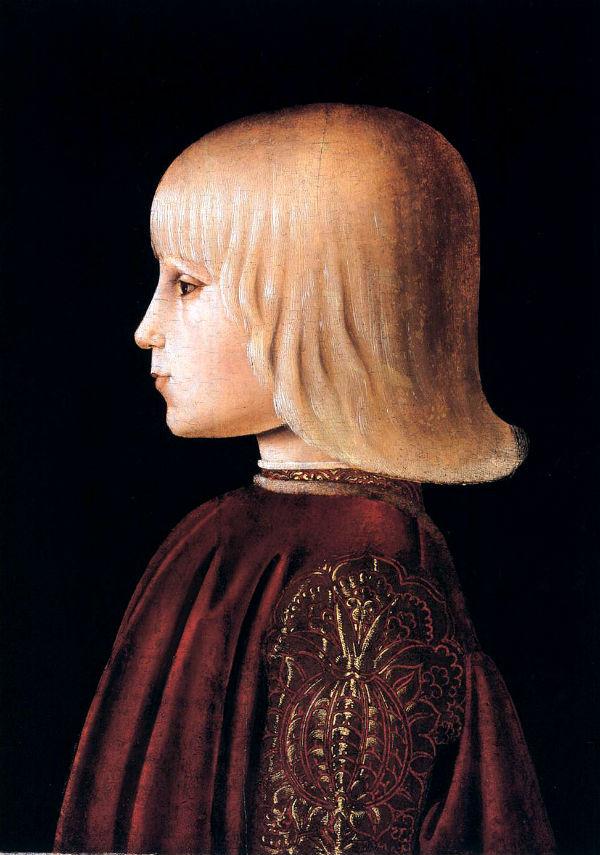 1-Пьеро делла Франческа - Гвидобальдо да Монтефельтро - Музей Тиссен-Борнемиса - Мадрид.jpg
