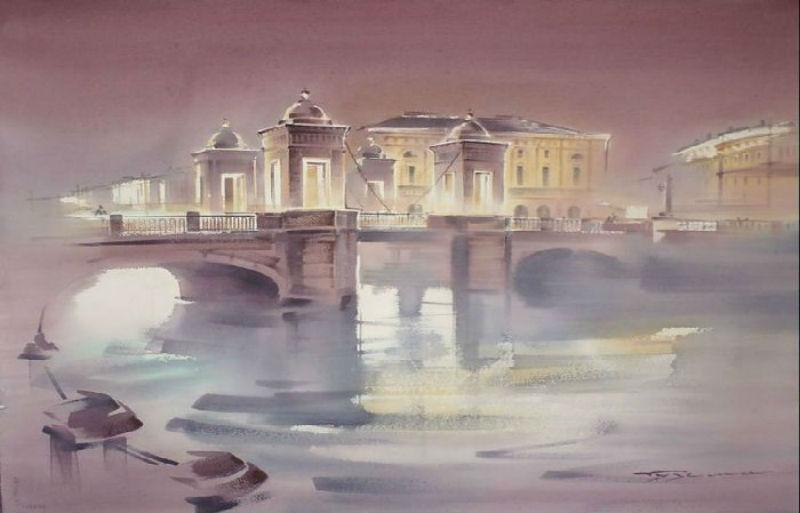 Константин Кузёма - Калинкин мост.jpg