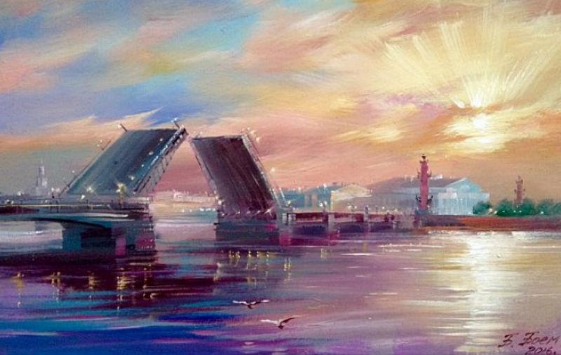 Бэгги Боем - Дворцовый мост.jpg