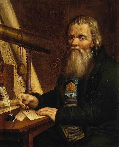 Павел Петрович Веденецкий (Веденцов) (1766-1847)  - Портрет Ивана Петровича Кулибина (1735-1818).jpg