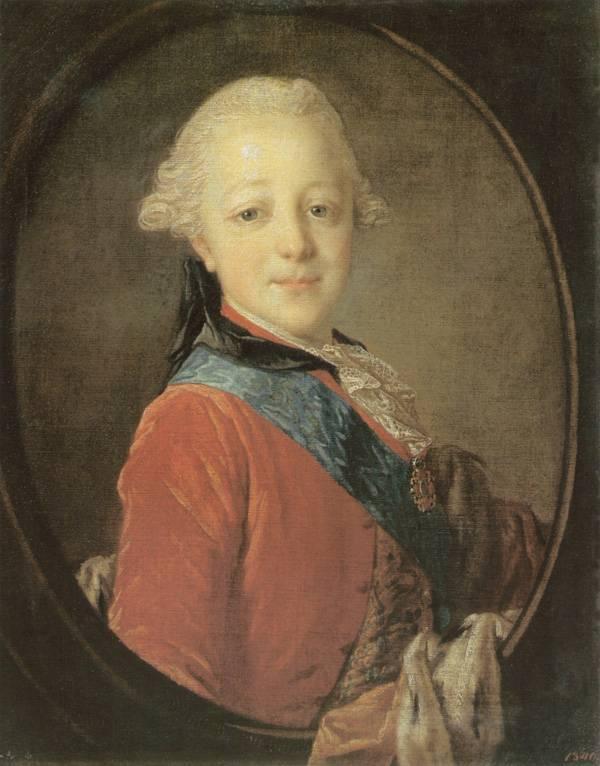 5-Портрет великого князя Павла Петровича в детстве - 1761.jpg