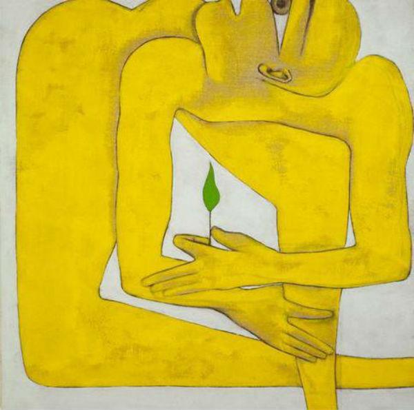 Франческо Клементе - Семя.jpg