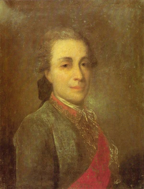 Портрет неизвестного в зеленом кафтане - 1770-е.jpg