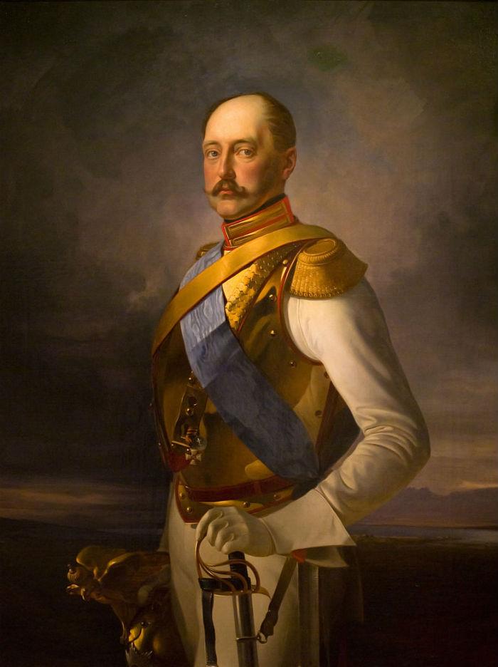 Сверчков - Портрет Николая I.jpg