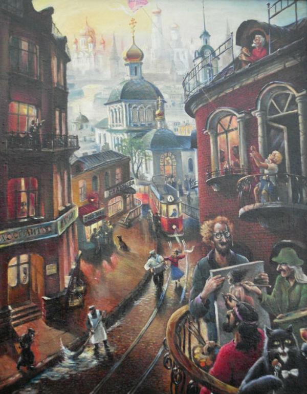 Анатолий Алексеев - Булгаковская Москва.jpg