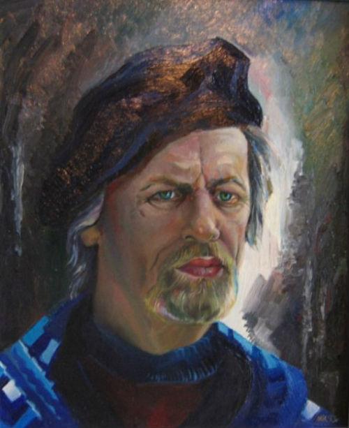 Илья Клейнер - Avtoportret - 1993.jpg