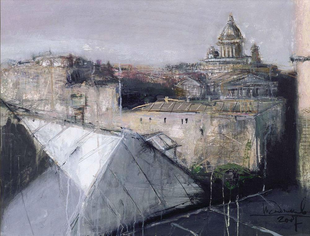 Город Левая часть диптиха Петербург.jpg