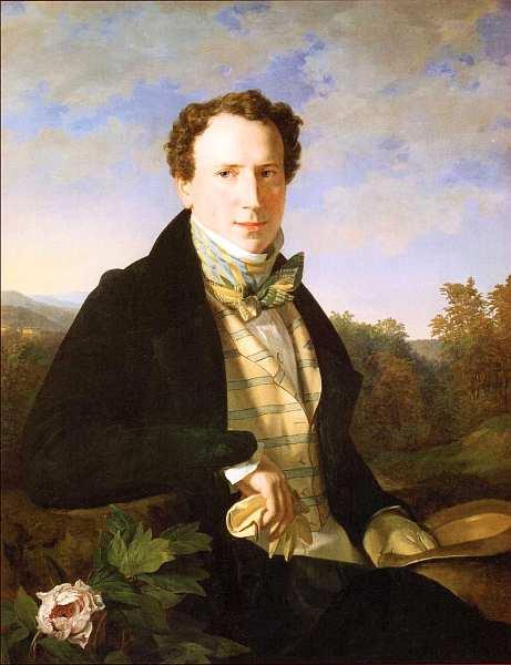 24-Фердинанд Георг Вальдмюллер - Автопортрет.jpg
