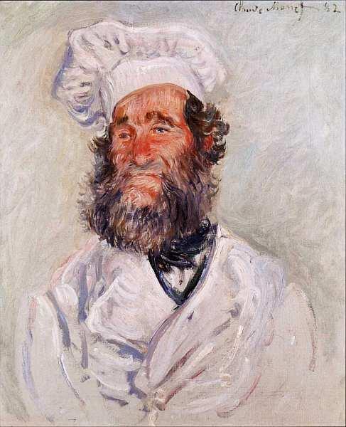 38-Клод Моне (1840–1926) - Повар (Месье Поль) - 1882.jpg