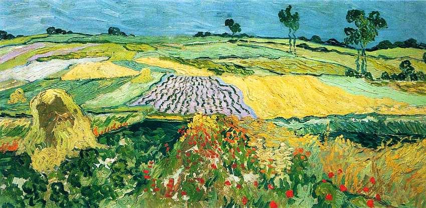 39-Винсент Ван Гог (1853–1890) - Равнина в Овер - 1890.jpg
