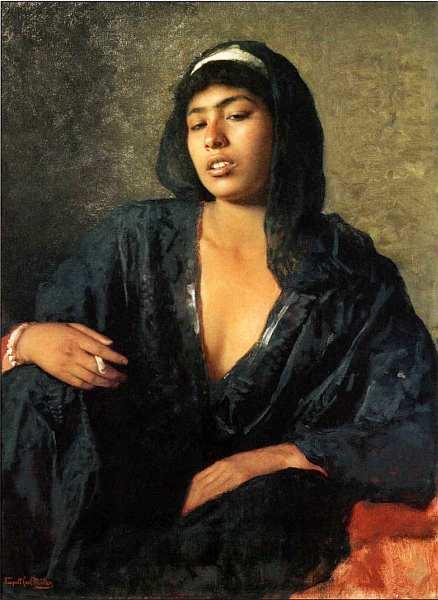 40-Леопольд Карл Мюллер (1834–1892) - Нафуса - 1885–1886.jpg