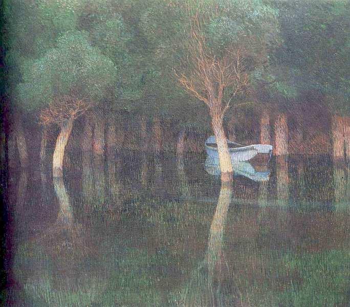 41-Карл Молль (1861–1945) - Сумерки - До 1900.jpg