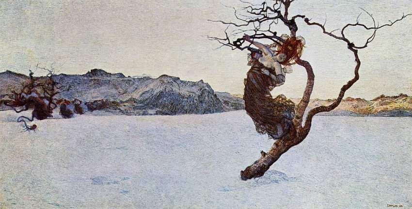 42-Джованни Сегантини (1858–1899) - Злые матери - 1894.jpg