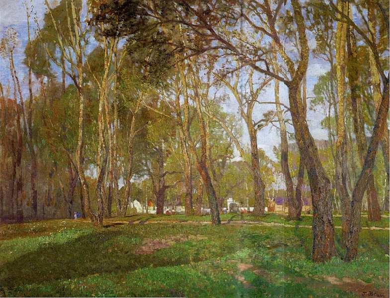 50-Тина Блау (1845–1916) - Крио в Пратере - 1902.jpg