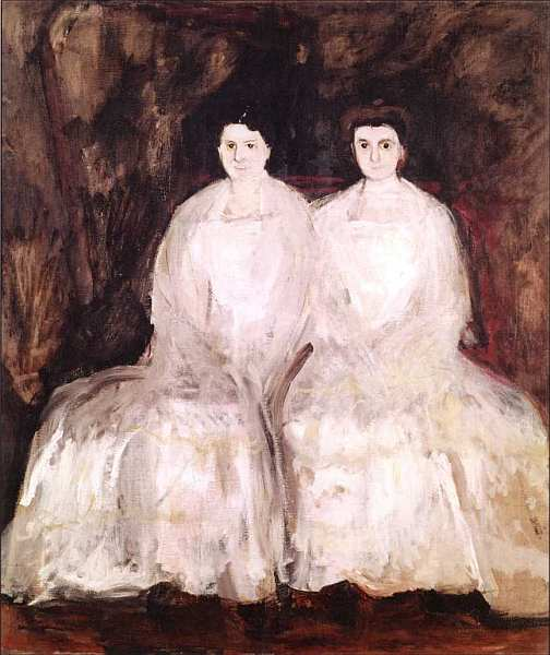 51-Рихард Герстль (1883–1908) - Сестры Фей - 1905.jpg