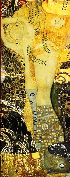 60-Густав Климт - Водяные змеи I - 1904–1907.jpg