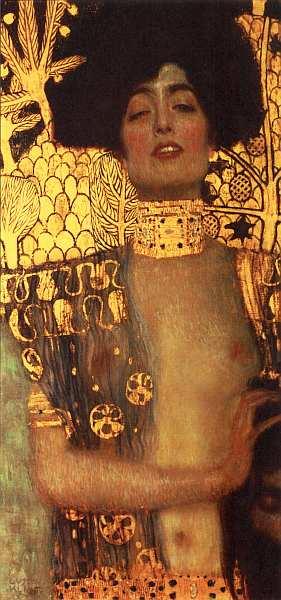 62-Густав Климт(1862–1918) - Юдифь I - 1901.jpg