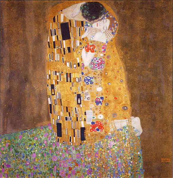 64-Густав Климт - Поцелуй - 1907–1908.jpg