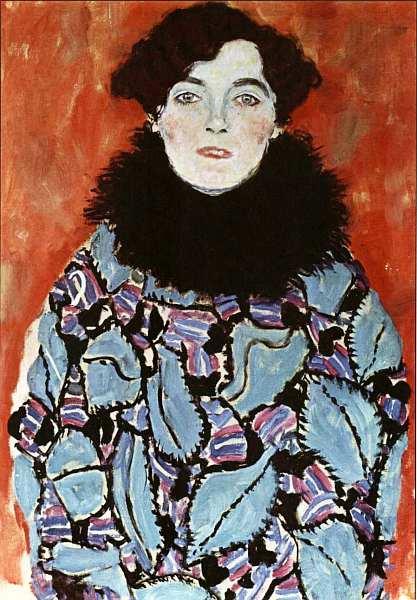 65-Густав Климт (1862–1918) - Портрет Иоганны Штауде - 1917–1918.jpg