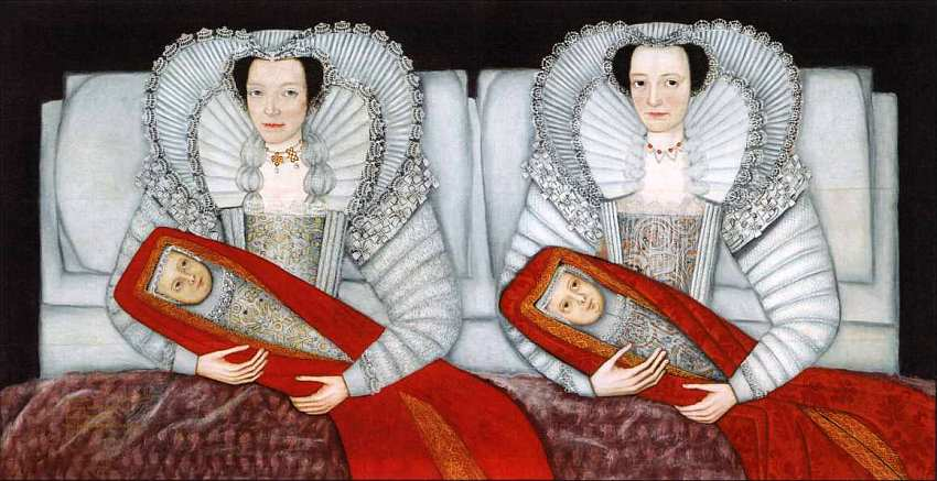 6-Британская школа Дамы семейства из Холмондейли 1600–1610.jpg