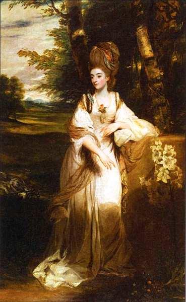 11-Джошуа Рейнолдс (1723–1792) Леди Бамфилд 1776–1777.jpg