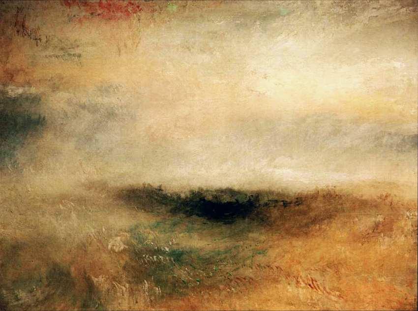 24-Джозеф Мэллорд Уильям Тернер (1775–1851) Буря на море. Около 1840.jpg
